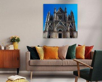 Orvieto Duomo Italien von Henk Alblas