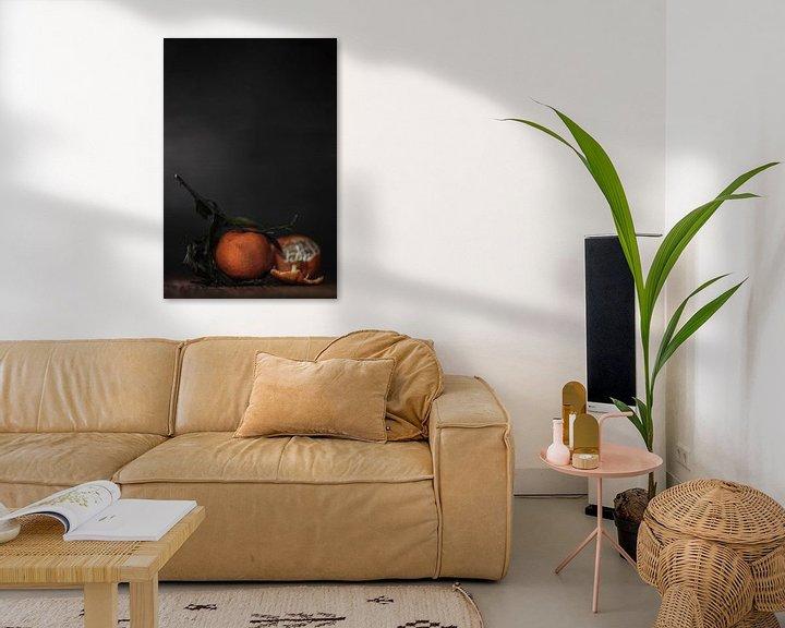 Sfeerimpressie: Stilleven Clementines van Steven Dijkshoorn