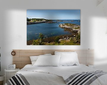 Kust landschap van Noorwegen van Karijn | Fine art Natuur en Reis Fotografie