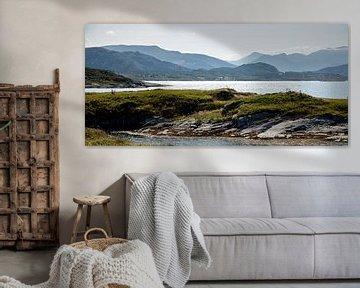 Bergen en Fjorden in Noorwegen van Karijn   Fine art Natuur en Reis Fotografie
