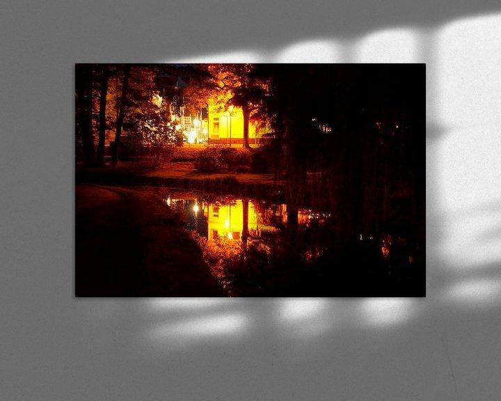 Sfeerimpressie: De reflectie van Eisenpictures
