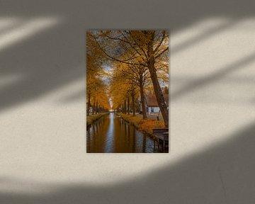 Herbst in Friesland 2 von Marcel Kieffer