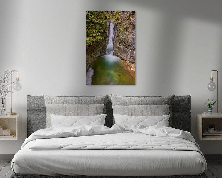 Beispiel: Tatzelwurm-Wasserfälle von Einhorn Fotografie