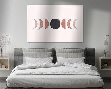 Mondphasen von MDRN HOME