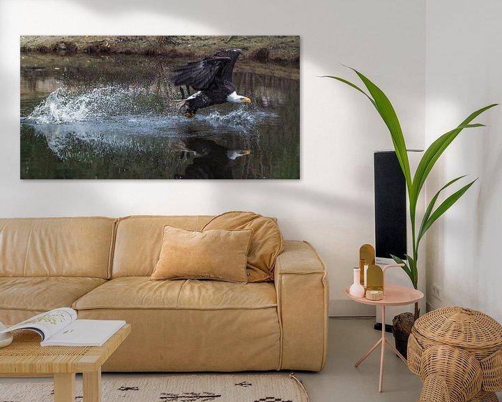 Beispiel: Seeadler ( Herzog ) von Loek Lobel