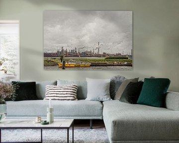 IJmuiden haven
