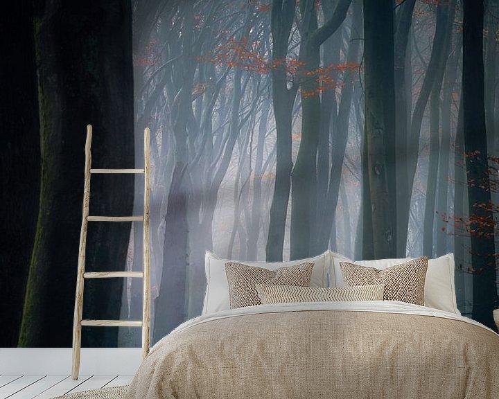 Sfeerimpressie behang: Goede morgen ! van Rigo Meens