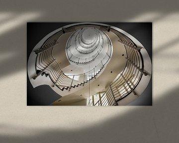 Treppenhaus von Sabine Wagner