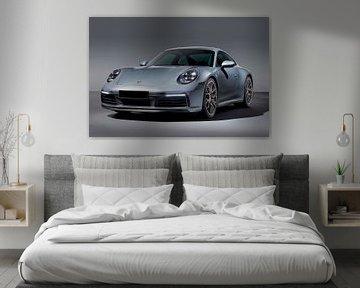 Porsche 911 Carrera van Gert Hilbink