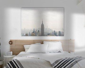Empire State Building New York City von Wianda Bongen