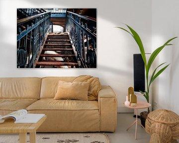 Stairway to heaven von Nathalie Snoeijen-van Eck