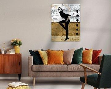 Audrey Hepburn von Mirjam Duizendstra