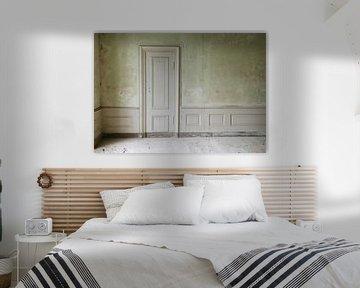 Wandgestaltung von Heike Hultsch