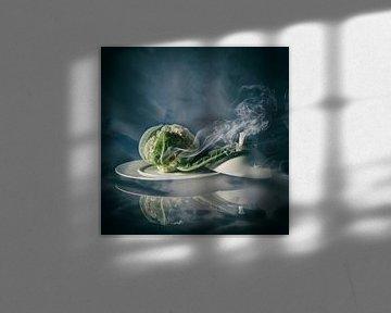 Magische bloemkool van Monique van Velzen