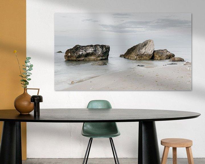 Beispiel: Felsen im Meer, Italien von Stephanie Egberts