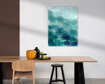 Lebende Koralle von Maurice Dawson