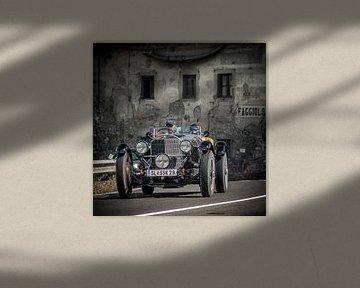 Mercedes Sport Kompressor von Michiel Mulder