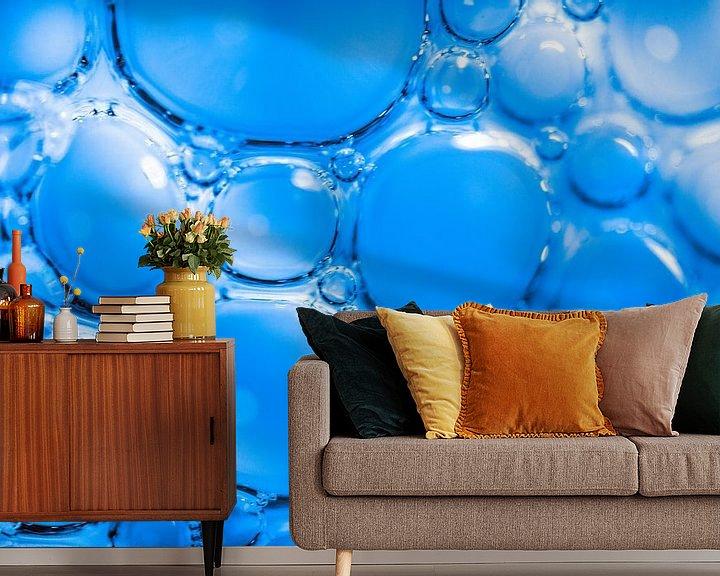 Sfeerimpressie behang: Bubbels van Olivier Photography