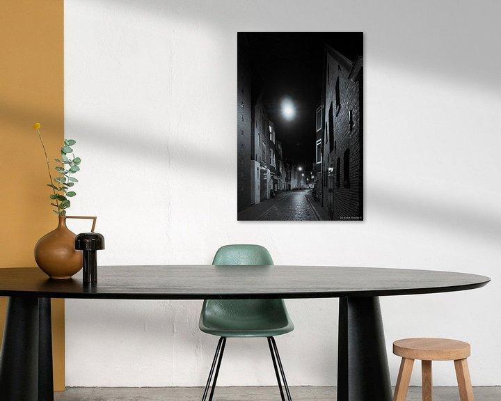 Sfeerimpressie: street light van Andre Klooster
