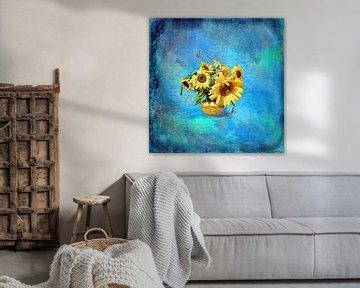 Sonnenblumen von Karin Schwarzgruber