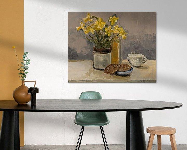 Sfeerimpressie: Stroopwafels van Tanja Koelemij