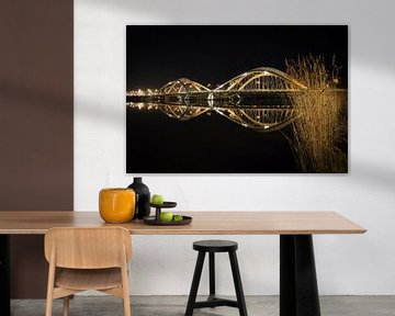 Enneus Heermabrug Amsterdam IJburg von Fred Hiemstra