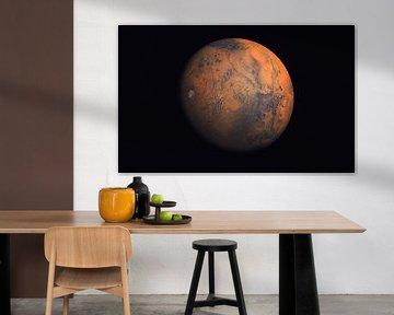 Planeet Mars van Manjik Pictures