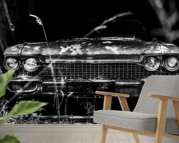 Beispiel fototapete: Cadillac - Oldtimer von Stephan Zaun