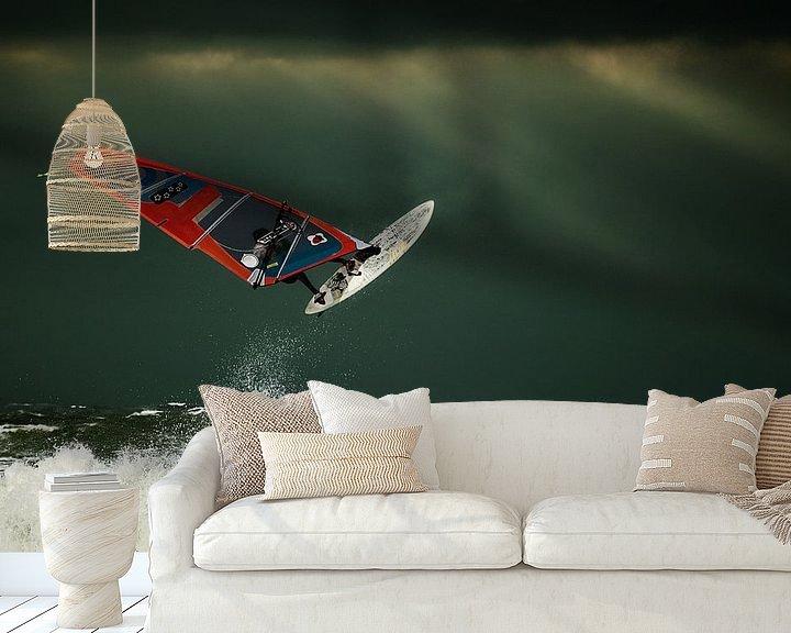Beispiel fototapete: up in the air von Stephan Zaun