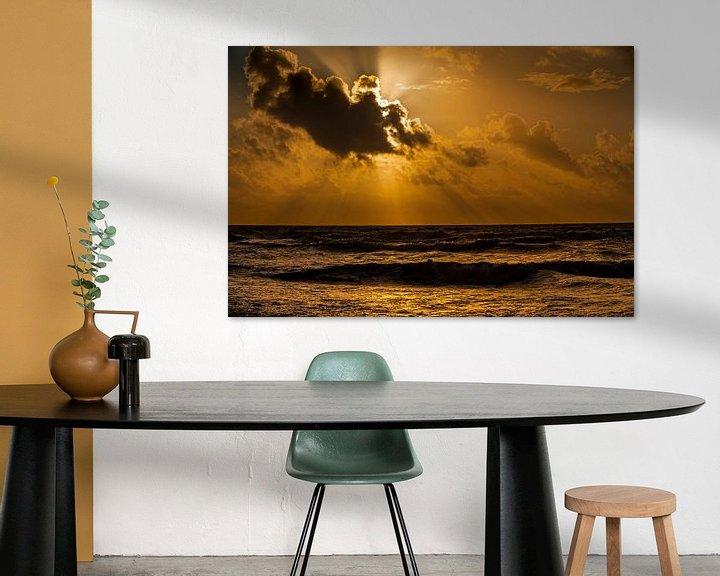 Beispiel: heiter bis wolkig - Julianadorp von Stephan Zaun