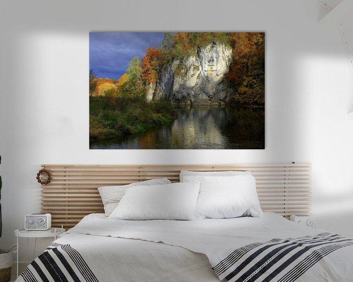 Sfeerimpressie: Amalienfelsen Donaudal van Patrick Lohmüller