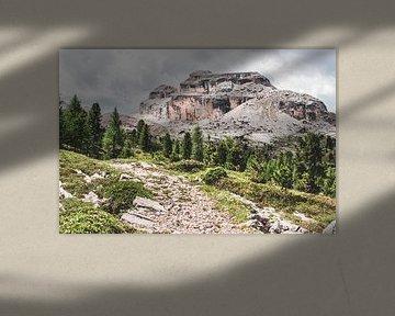 Natuurpark Fanes-Sennes-Prags in de Dolomieten (Italië) van Expeditie Aardbol