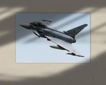 Eurofighter Typhoon van Kris Christiaens