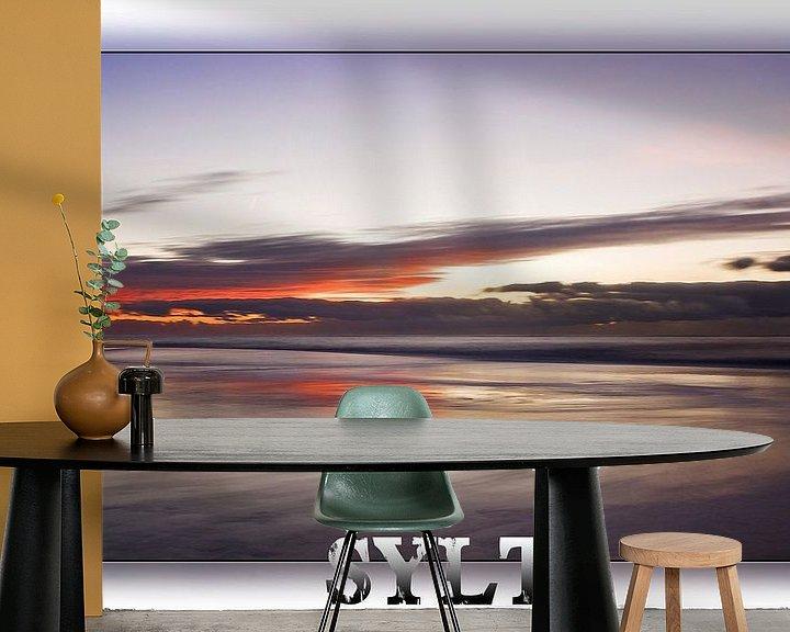 Beispiel fototapete: Meer-Sylt von Stephan Zaun