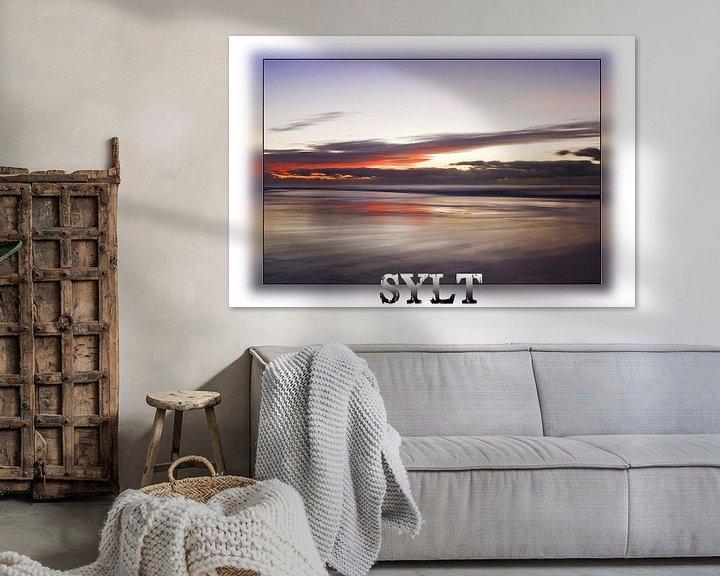 Beispiel: Meer-Sylt von Stephan Zaun