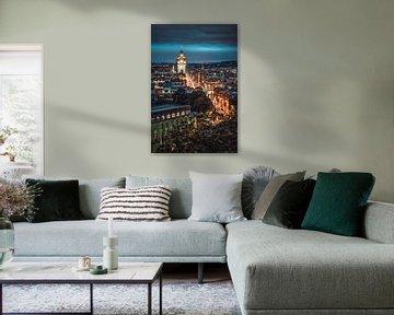 Edinburgh, Schottland von Munich Art Prints