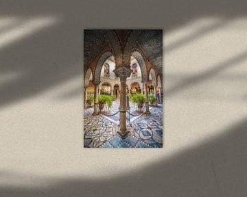 Sevilla, Spanien von Munich Art Prints