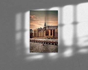 Stedelijk Berlijn van Munich Art Prints