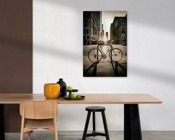 The Bike von Munich Art Prints