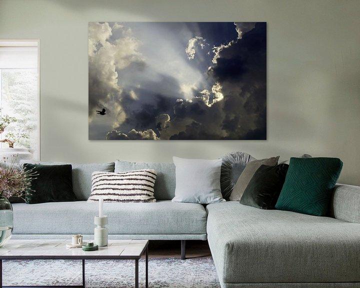 Sfeerimpressie: Vlieg naar de zon van Pierre Timmermans