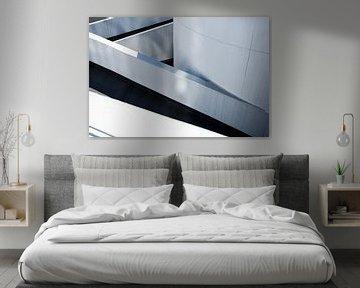 Gebäude mit schöner Spiegelung von David Heyer
