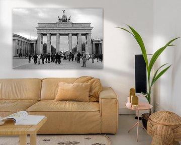 Brandenburger Tor I von Christiane Schulze