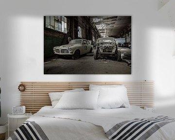 Volvo-Amazon