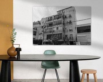 Bauhaus-Stil in Tel Aviv von Bart van Lier