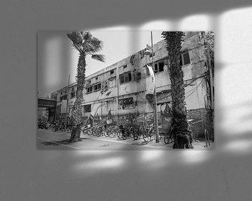 Bauhaus-Architektur in Tel Aviv von Bart van Lier
