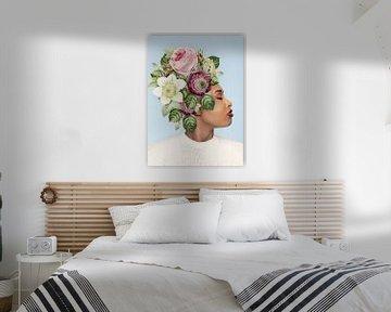 La Coiffure Florale van Marja van den Hurk
