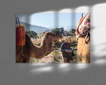 Altasgebergte - Marrakech van Malou Franken