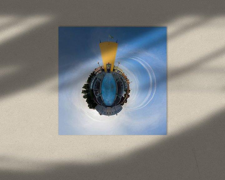 Impression: Planet Groninger Museum sur Frenk Volt