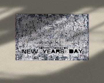 Neujahrstag von Frank van Meurs