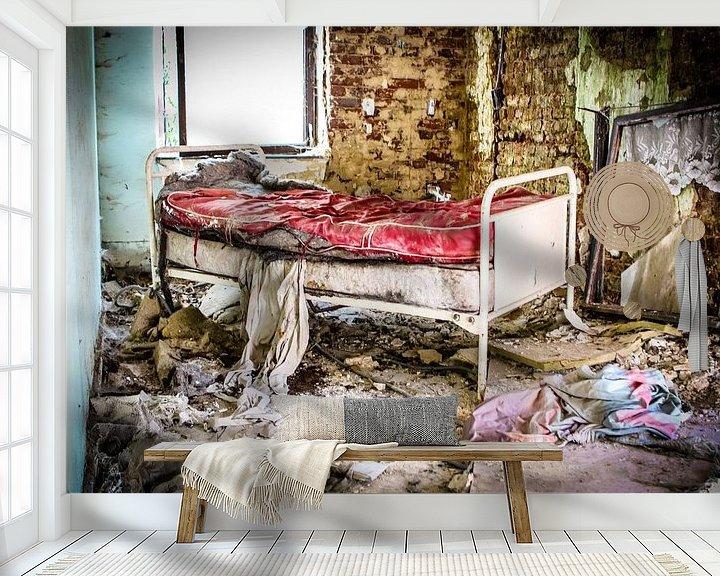 Beispiel fototapete: sanft schlafen von Kim Schröder